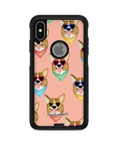 Corgi Love Otterbox Commuter iPhone Skin