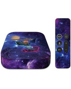Cosmic Kittens Apple TV Skin