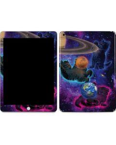 Cosmic Kittens Apple iPad Skin