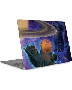 Cosmic Kittens Apple MacBook Air Skin