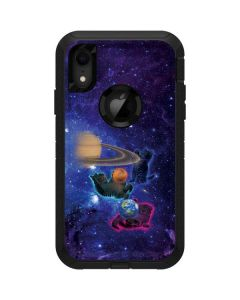 Cosmic Kittens Otterbox Defender iPhone Skin