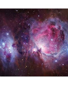 Orion Nebula and a Reflection Nebula Apple MacBook Pro Skin