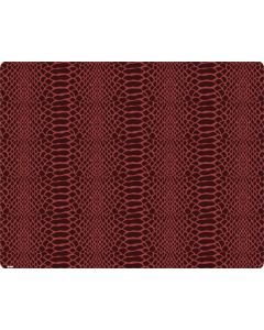 Marsala Snake Skin Generic Laptop Skin