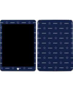 Dallas Cowboys Blitz Series Apple iPad Skin