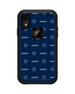 Dallas Cowboys Blitz Series Otterbox Defender iPhone Skin