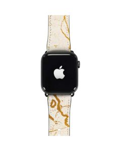 Cracked Marble Apple Watch Case