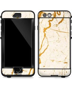 Cracked Marble LifeProof Nuud iPhone Skin