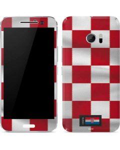 Croatia Soccer Flag 10 Skin