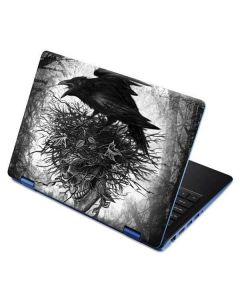 Crow and Skull Aspire R11 11.6in Skin