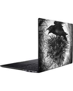 Crow and Skull Ativ Book 9 (15.6in 2014) Skin