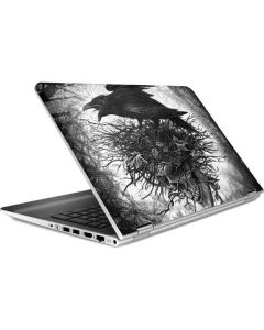 Crow and Skull HP Pavilion Skin