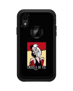 Cruella de Vil Otterbox Defender iPhone Skin