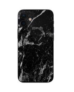 Crushed Black iPhone 12 Mini Skin