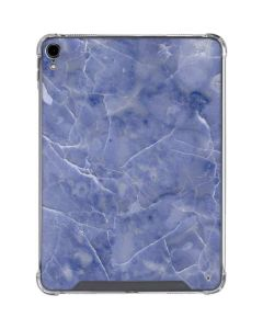 Crushed Blue iPad Pro 11in (2018-19) Clear Case