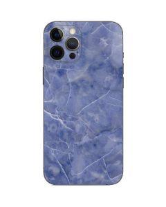 Crushed Blue iPhone 12 Pro Skin
