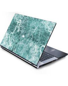 Crushed Turquoise  Generic Laptop Skin