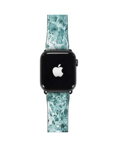 Crushed Turquoise Apple Watch Band 42-44mm