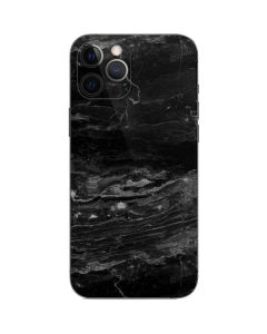 Crystal Black iPhone 12 Pro Max Skin