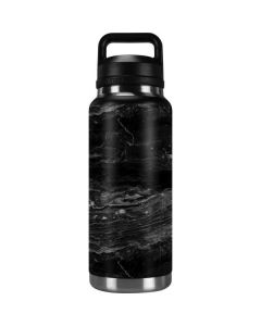 Crystal Black YETI Rambler 36oz Bottle Skin
