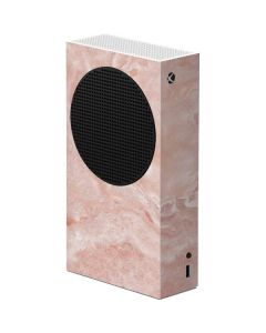 Crystal Pink Xbox Series S Console Skin