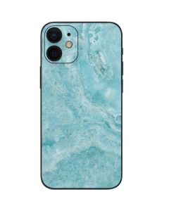 Crystal Turquoise iPhone 12 Mini Skin