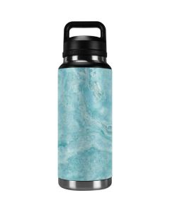 Crystal Turquoise YETI Rambler 36oz Bottle Skin