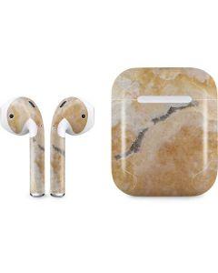 Crystal Vanilla Apple AirPods Skin