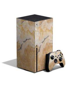 Crystal Vanilla Xbox Series X Bundle Skin