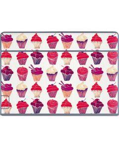 Cupcakes Galaxy Book Keyboard Folio 12in Skin