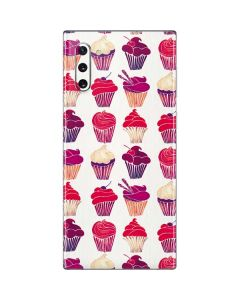 Cupcakes Galaxy Note 10 Skin