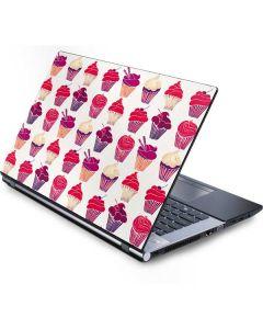 Cupcakes Generic Laptop Skin