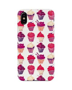 Cupcakes iPhone XS Max Lite Case