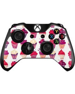 Cupcakes Xbox One Controller Skin