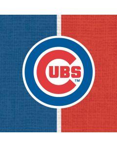 Chicago Cubs Split Generic Laptop Skin