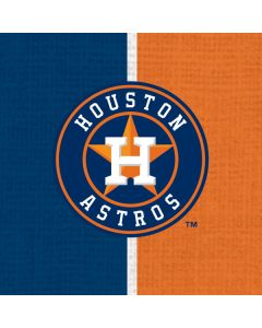 Houston Astros Split Generic Laptop Skin