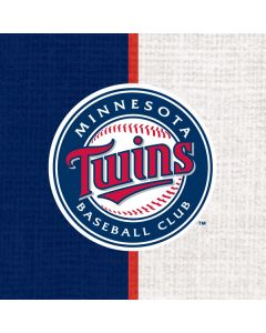Minnesota Twins Split Generic Laptop Skin
