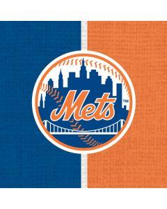 New York Mets Split Generic Laptop Skin