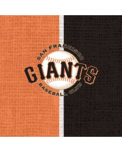 San Francisco Giants Split Google Home Hub Skin