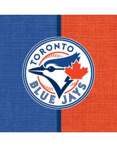 Toronto Blue Jays Split Moto E5 Plus Clear Case