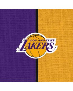 Los Angeles Lakers Canvas Apple Charger Skin