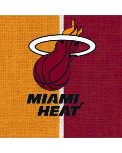 Miami Heat Canvas Amazon Echo Skin