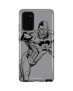 Cyborg Comic Pop Galaxy Note20 5G Pro Case