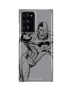 Cyborg Comic Pop Galaxy Note20 Ultra 5G Lite Case