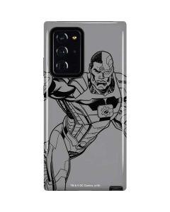 Cyborg Comic Pop Galaxy Note20 Ultra 5G Pro Case