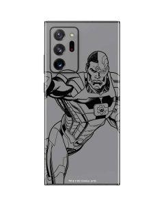 Cyborg Comic Pop Galaxy Note20 Ultra 5G Skin