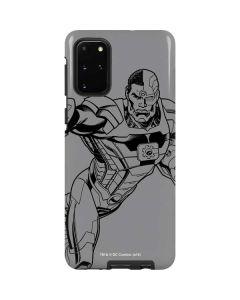 Cyborg Comic Pop Galaxy S20 Plus Pro Case
