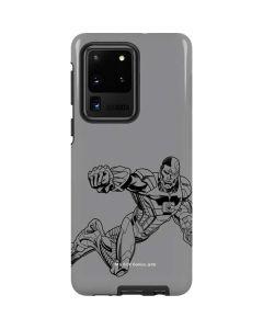 Cyborg Comic Pop Galaxy S20 Ultra 5G Pro Case