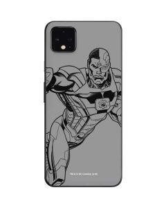 Cyborg Comic Pop Google Pixel 4 XL Skin