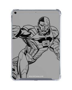Cyborg Comic Pop iPad 10.2in (2019-20) Clear Case