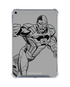 Cyborg Comic Pop iPad Mini 5 (2019) Clear Case